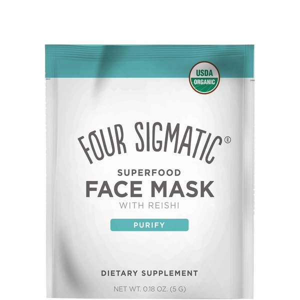 Four Sigmatic Superfood Face Mask With Reishi