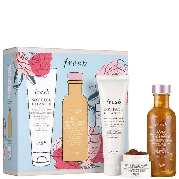 fresh Cleanse & Hydrate Set