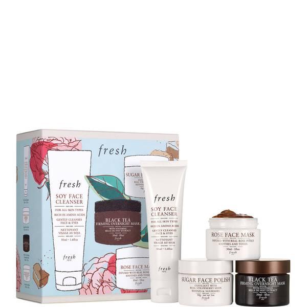 fresh Cleanse, Exfoliate & Hydrate Skincare Set