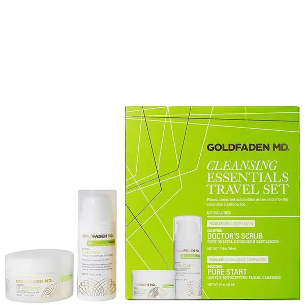 Goldfaden MD Cleansing Essentials Kit