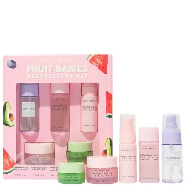 Glow Recipe Fruit Babies 3.0 - Bestsellers Kit
