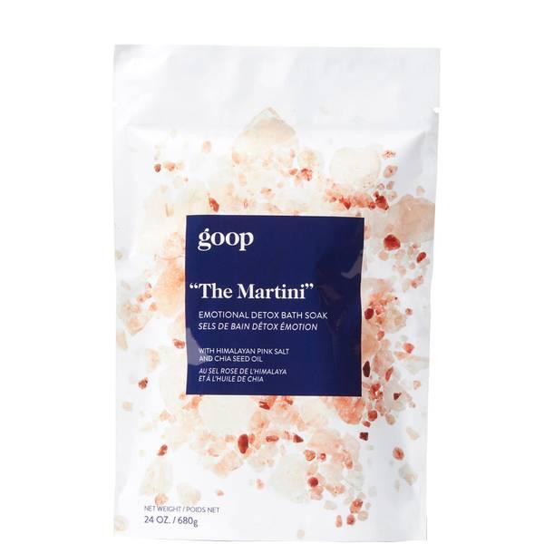 goop 'The Martini' Emotional Detox Bath Soak