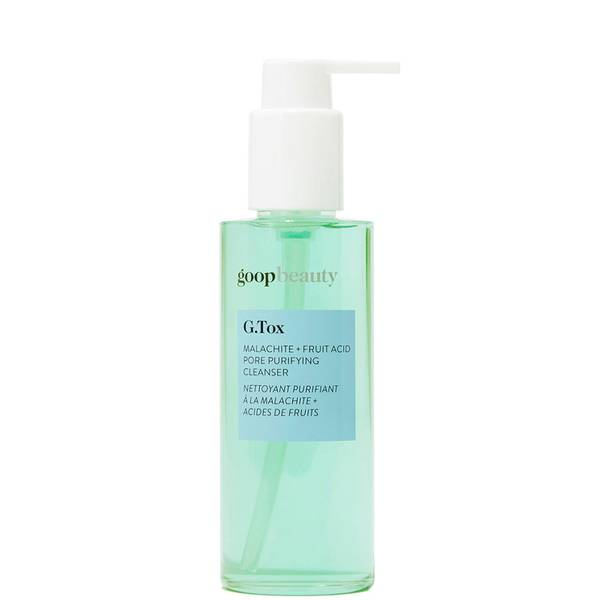 goop G.Tox Malachite and Fruit Extracts Purifying Cleanser