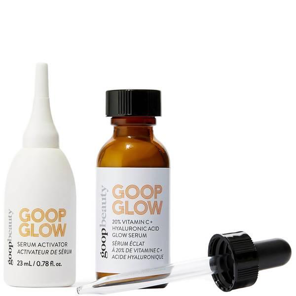 goop 20% Vitamin C & Hyaluronic Acid Glow Serum