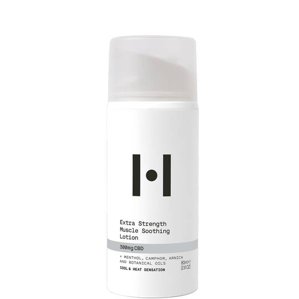 Healist Extra Strength Muscle Soothing Lotion