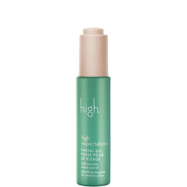 High Beauty High Expectations Facial Oil
