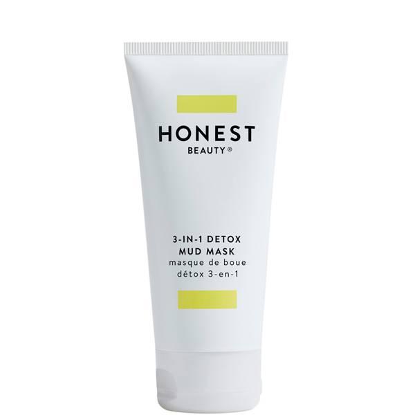 Honest Beauty 3-In-1 Detox Mud Mask