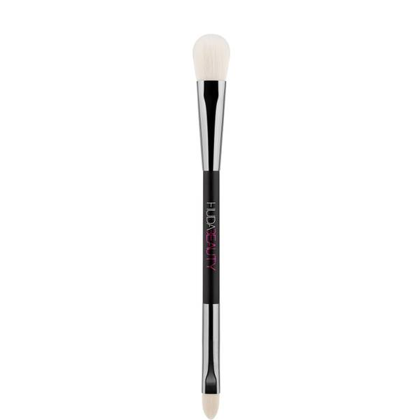 Huda Beauty Face Conceal & Blend Dual-Ended Concealing Complexion Brush