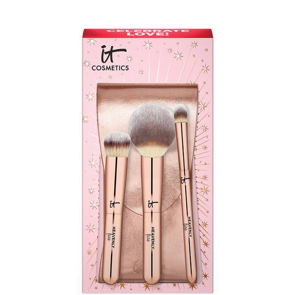 IT Cosmetics Celebrate Your On-the-Go Brushes