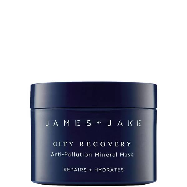 James + Jake City Recovery Anti Pollution Mineral Mask