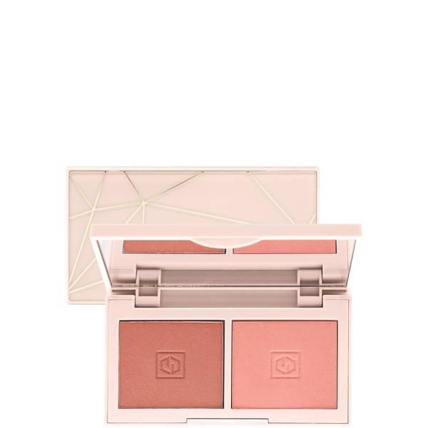 Jouer Cosmetics Blush Bouquet Rose Gold Dual Blush Palette Mini