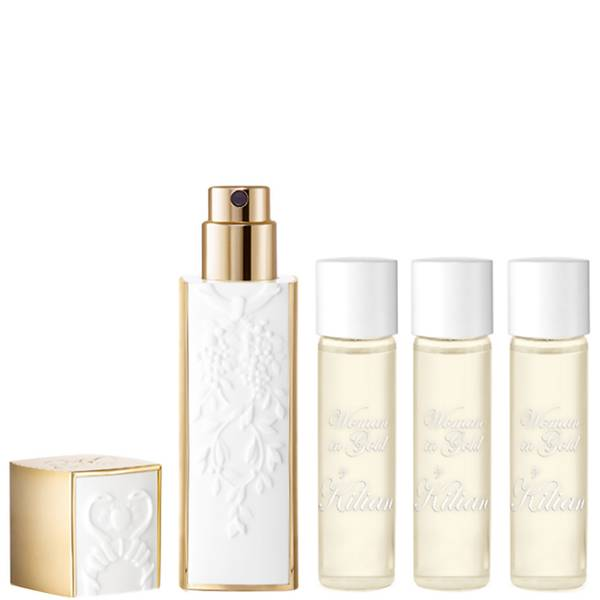 Kilian Woman in Gold Eau de Parfum Travel Set