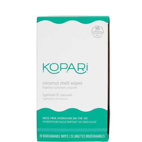 Kopari Beauty Coconut Melt Wipes