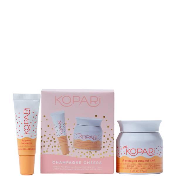 Kopari Beauty Champagne Cheers