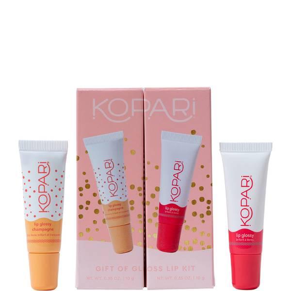 Kopari Beauty Gift of Gloss Kit
