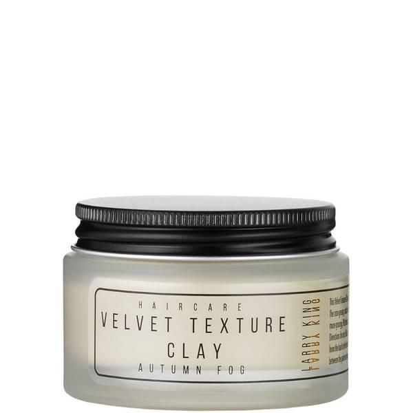 Larry King Hair Care Velvet Texture Clay