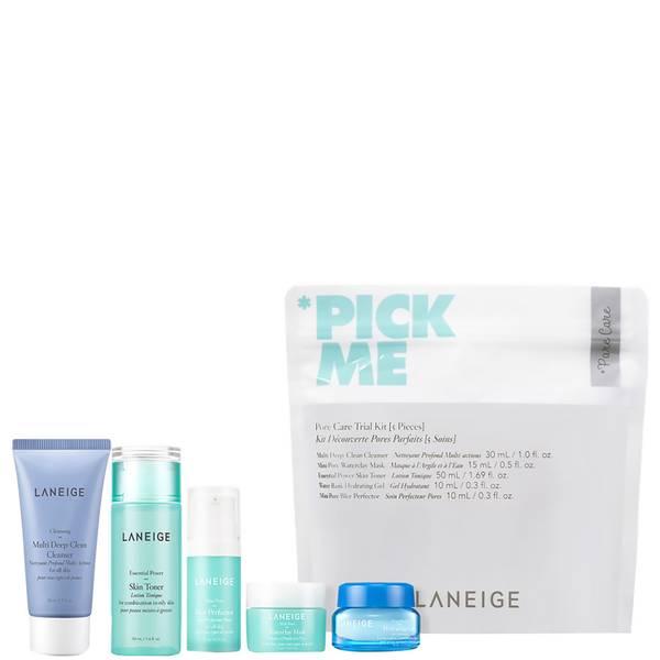 LANEIGE Pore Care Trial Kit