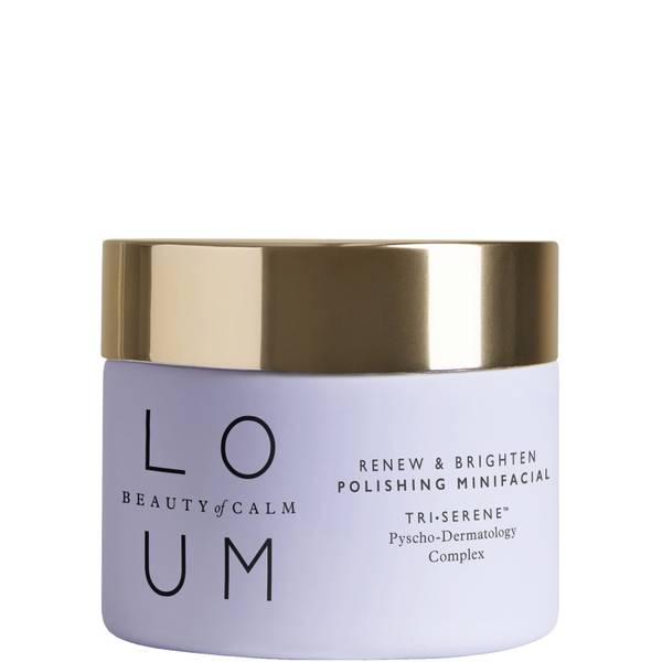 LOUM Renew & Brighten Polishing MiniFacial