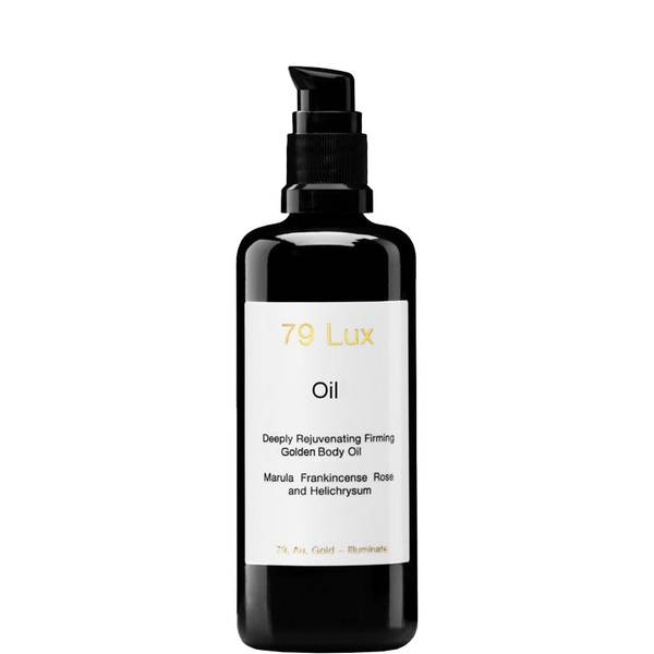 79 Lux Deeply Rejuvenating Firming Golden Body Oil