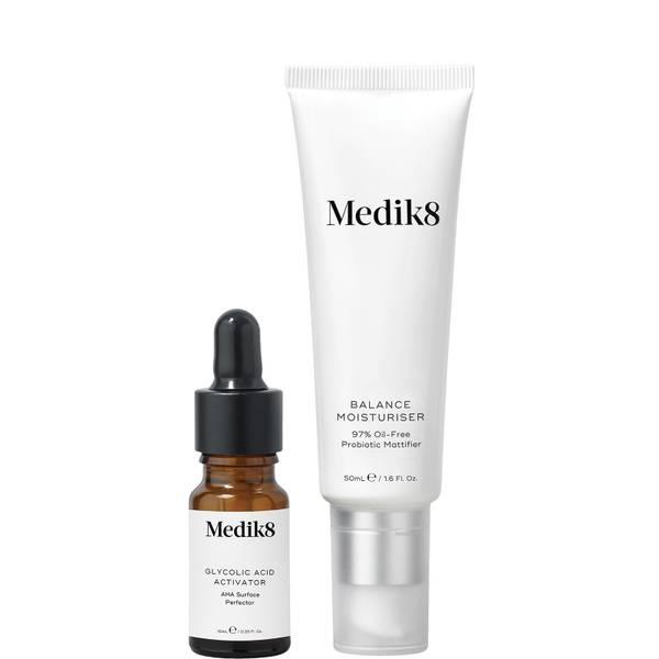 Medik8 Balance Moisturiser and Glycolic Acid Activator