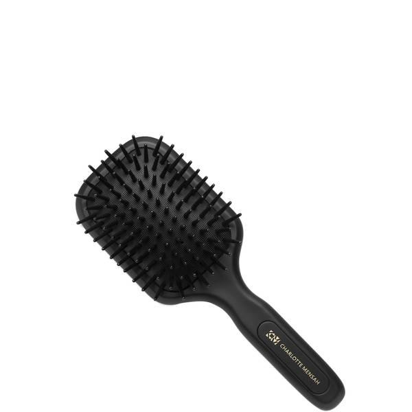 Charlotte Mensah Paddle Brush Black