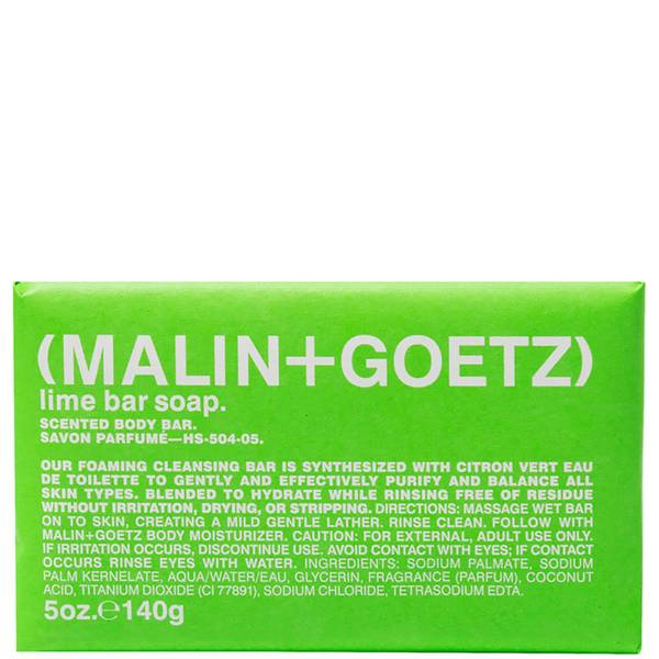 MALIN + GOETZ Lime Bar Soap