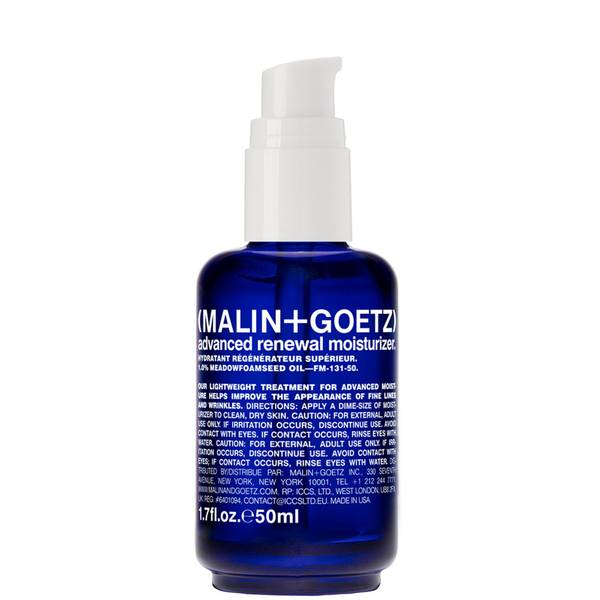 MALIN + GOETZ Advanced Renewal Moisturizer