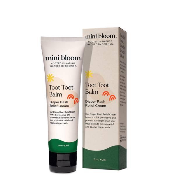Mini Bloom Toot Toot Balm Diaper Rash Relief Cream