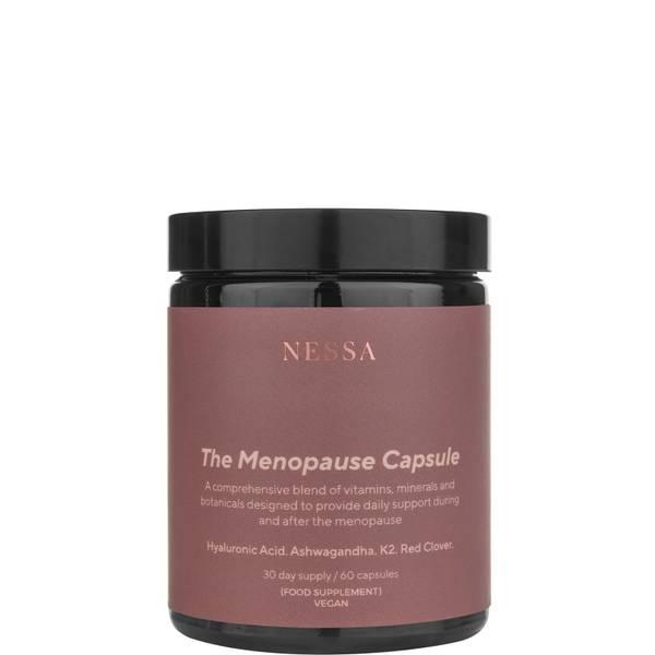 Nessa Organics The Menopause Capsule