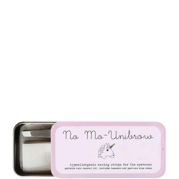 No Mo-Stache No Mo-Unibrow Brow Wax Kit