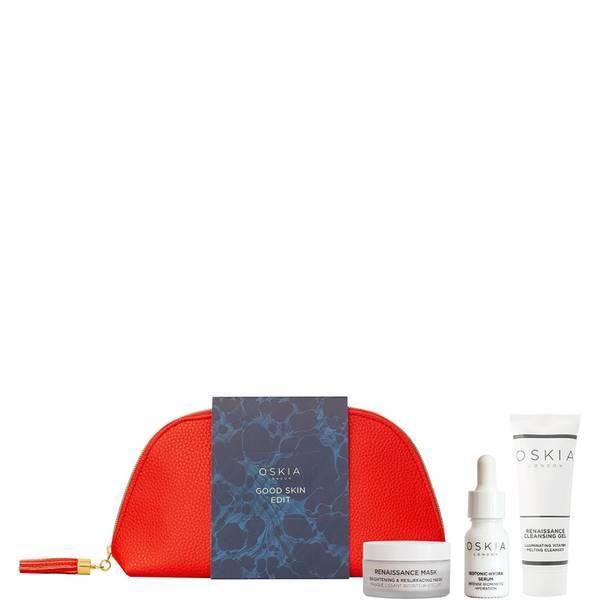 Oskia Facial Skincare Mini Gift Set