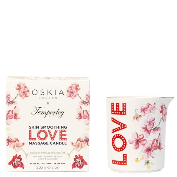 Oskia OSKIA x Temperley Skin Smoothing LOVE Massage Candle