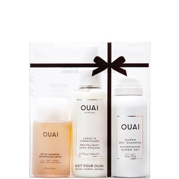 OUAI Haircare Get Your OUAI Kit