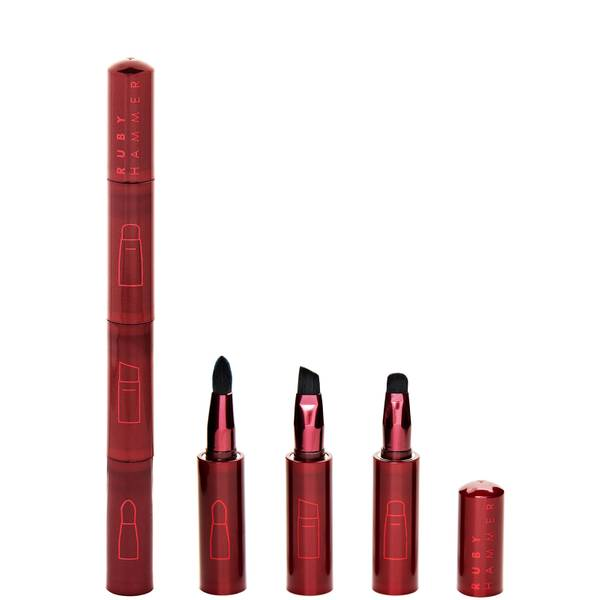 Ruby Hammer Magnetic Brush Set 01