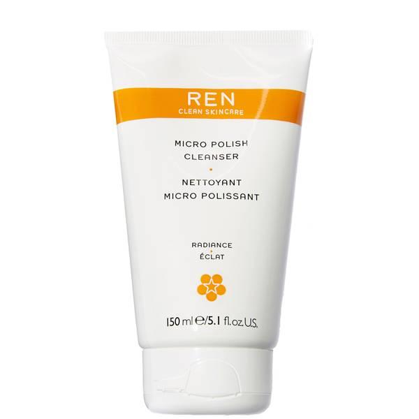 REN MicroPolish Cleanser(렌 마이크로폴리시 클렌저)