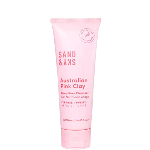 Sand&Sky Australian Pink Clay Deep Pore Cleanser