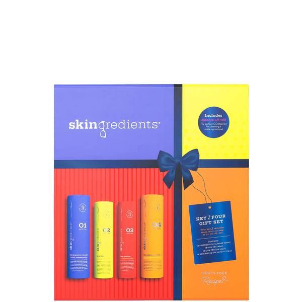 Skingredients Key Four Gift Set