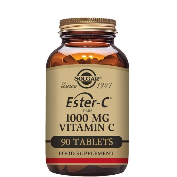 Solgar Ester-C Plus 1000mg Vitamin C Tablets