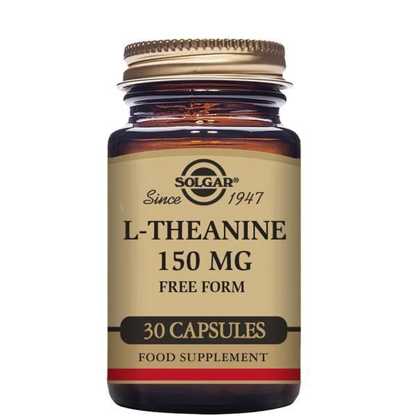 Solgar L-Theanine 150mg Vegetable Capsules