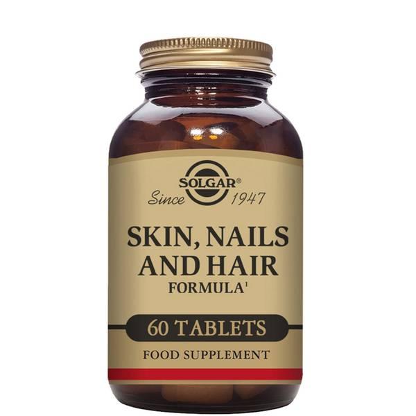 Solgar Skin, Nails & Hair Formula Tablets