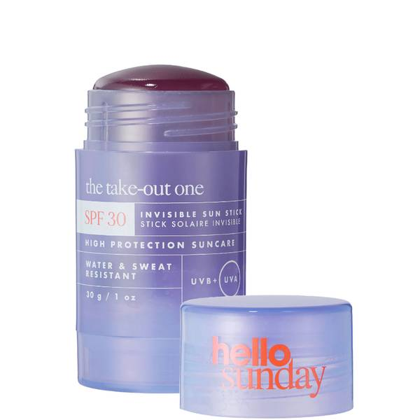 Hello Sunday The Take-Out One - Invisible Sun Stick SPF30