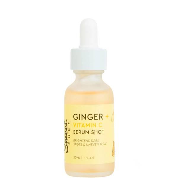 Sweet Chef Ginger + Vitamin C Serum Shot