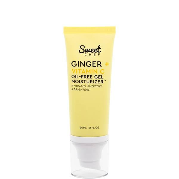 Sweet Chef Ginger + Vitamin C Oil-Free Gel Moisturizer