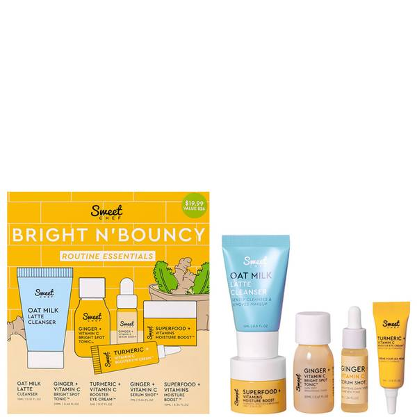 Sweet Chef Bright N' Bouncy Routine Essentials