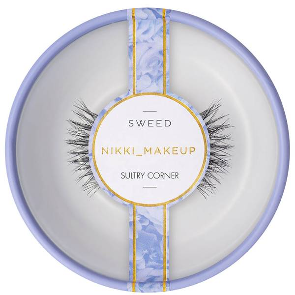 Sweed Lashes Sweed X Nikki Wolff Sultry Corner