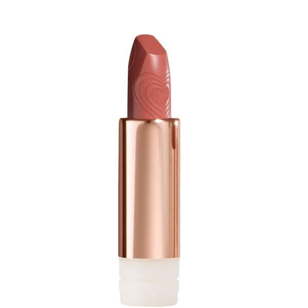 Charlotte Tilbury Look Of Love K.I.S.S.I.N.G Lipstick Refill - Nude Romance