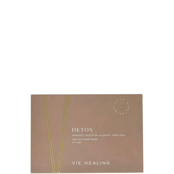 Vie Healing DETOX 24k Gold Ear Seeds