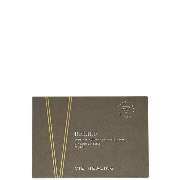Vie Healing RELIEF 24k Gold Ear Seeds