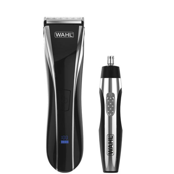 Wahl Trimmer Kit Vacuum Cord/ Cordless