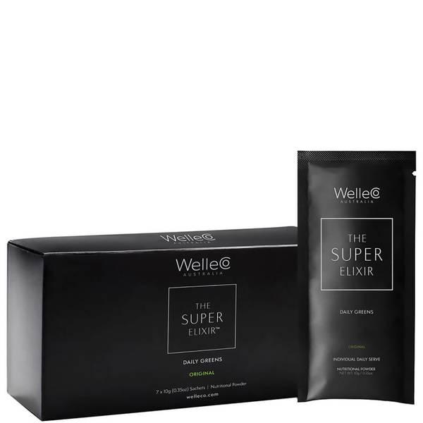 WelleCo The Super Elixir Sachets Original 7 Day Set